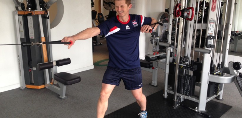 Update: Mike feeling strong for World Games